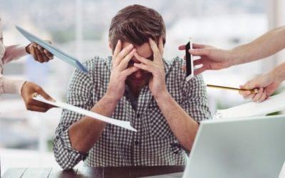 6 stratégies pour gérer le stress au travail